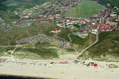 Wijk aan Zee strand en dorp 1988 lfh 88051517