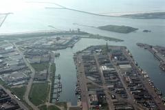 IJmuiden Zeehaven havens  1988 lfh 88051527