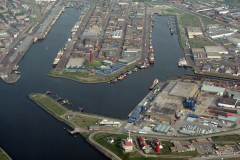 IJmuiden haven gebied 1988 lfh 88051529