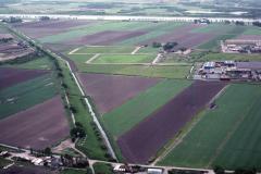 Beverwijk Beverwijk-Oost tracee wijkertunnel 1988 lfh 88051706