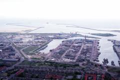 IJmuiden Zeehaven haven gebied 1988 lfh 88051719