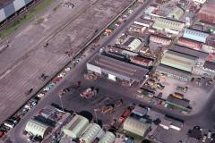 Beverwijk Hoogovens contracters terrein Nilo 1988 lfh 88061511
