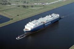 Amsterdam Noordzee kanaal Yokohama Maru 1988 lfh 88061548