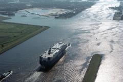 Amsterdam Noordzee kanaal Yokohama Maru 1988 lfh 88061552