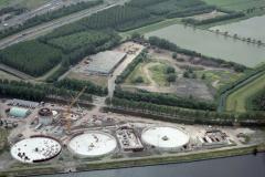 Hoorn Waterzuivering Hoorn-Noord 1988 lfh 88062901