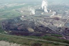 Wijk aan ZeeHoogovens  Heckett terrein 1988 lfh 88062916