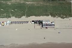 Wijk aan Zee strand paveljoen Noorderbad 1988 lfh 88070703