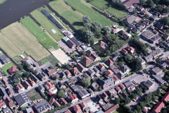 Uitgeest Langebuurt Middelweg 1988 lfh 88070748