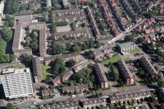 Beverwijk  Warande Florastraat Zonnebloemlaan 1988 lfh 88070752