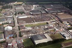 Beverwijk  Veiling terrein Zwartemarkt Industrieweg Randweg 1988 lfh 88070902 2