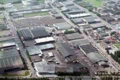 Beverwijk Veiling terrein Zwarte markt van der Lem 1988 lfh 88070906