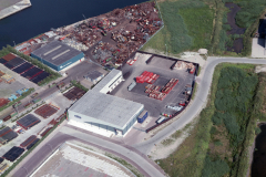 Beverwijk Industrie terrein Basisweg Zuiderkade Olieweg Nilo Koster1988 lfh 88070929