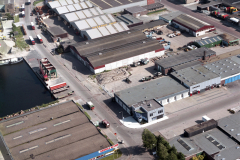 Beverwijk Industrie terrein Zuiderkade Rietlanden Nilo Lute 1988 lfh 88070943