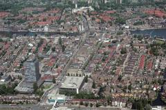 Zaandam AH hoofdkantoor Provincialeweg Peperstraat Zaan 1988 lfh 88071106