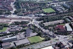 Hoorn Keern Station verkeersplein 1988 lfh 88071135