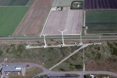 Petten Reactor centrum ECN Windmolens 1988 lfh 88071152