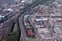 Beverwijk Parallelweg Meubelboulevaar haven de pijp 1988 lfh 88071157