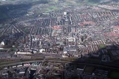Beverwijk overzicht vanaf haven 1988 lfh 88102929
