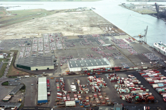 Amsterdam Havens Westhaven Nissan Koopman terrein 1989 lfh 89030410