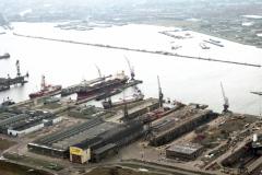 Amsterdam Havens NDSM ADM werven Houthaven1989 lfh 89030416