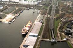 Amsterdam Havens Coenhaven havenkom A VCK 1989 lfh 89030417