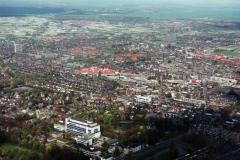 Beverwijk Centrum RKZ Wijkertoren Stadskantoor 1989 lfh 89042721