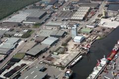 Beverwijk Haven ACB en omgeving 1989 lfh 89042724