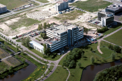 Amsterdam Z.O.kantoor Burhman Teteroo 1989 lfh 89051003