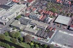 Purmerend Koestraat nieuwstraat Winkelcentrum Veemarkt eo 1989 lfh 89051005