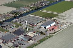Middenmeer Industrie terrein 1989 lfh 89051039