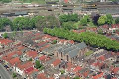 Hoorn Westerkerk station eo 1989 lfh 89051736