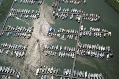 Enkhuizen Compagnies haven Jachthaven  1989 lfh 89051745