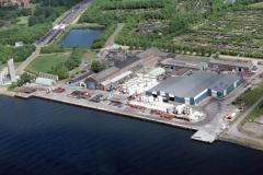 Velsen-Noord Orca supply base 1989 lfh 89060213