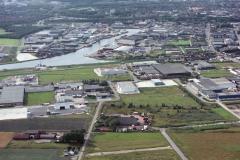 Beverwijk Wijkermeer Industrie terrein Beverwijk-Oost haven 1989 lfh 89082527-021