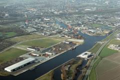 Beverwijk  Haven centrum 1990 lfh 90031214