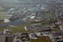 Beverwijk  Haven industrie terrein Oost Beverwijk 1990 lfh 90031218