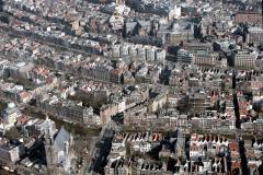 Amsterdam ,Centrum,Westerkerk, Raadhuis straat ,Paleisomgeving 1990 lfh 90031433