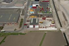 Beverwijk industrie terrein Oost Castricum Gooyer Buko Rumping 1990 lfh 90050211