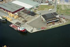 Beverwijk  Haven de Pijp Beaverbase Heymerink Reym 1990 lfh 90050217