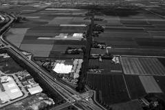 Heerhugowaard Zuid polder westerweg N242 Oosttangent 1990 lfh 9005220716-018