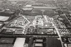 Hoorn Stadhuis rodesteen aanleg 1990 lfh 9005300116-028