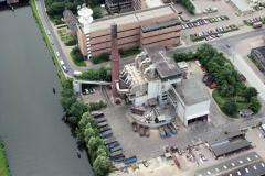 Alkmaar Vuilverbranding huisvuilcentrale HVA1990 lfh 90062014
