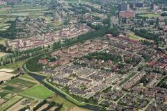 Beverwijk Westertuinen 1en 2 zwembad plesmanweg 1990 lfh 90072602