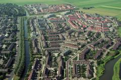 Heemskerk Breedweer woonwijk 1990 lfh 90072634