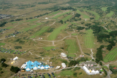 Zandvoort Golfbaan de Kennemer met Dutch open 1990 lfh 90072663