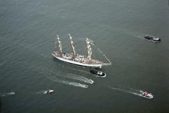 IJmuiden Noordzee Sail 1990 lfh 90080911
