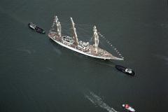 IJmuiden Noordzee Sail 1990 lfh 90080914