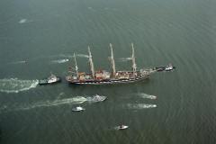 IJmuiden Sail 1990 Krutzenstern 1990 lfh 90080931