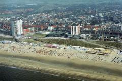 Zandvoort Strand,Recreatie,Boulevard Paulus Loot,1990 lfh 90082628