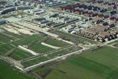 Velserbroek ,Woonwijk,bouw rijp maken,1990 lfh 90090403